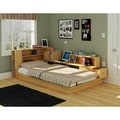 Kingston Natural Twin Platform Bed