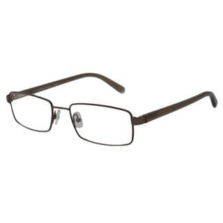 Calvin Klein Readers Men's CK7282 Rectangular Optical Frames