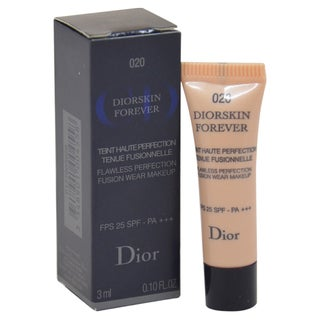 Diorskin Forever Flawless Perfection SPF 25 # 020 Light Beige Fusion Wear Makeup