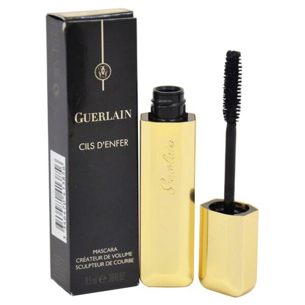 Guerlain Maxi Lash # 01 Noir Mascara