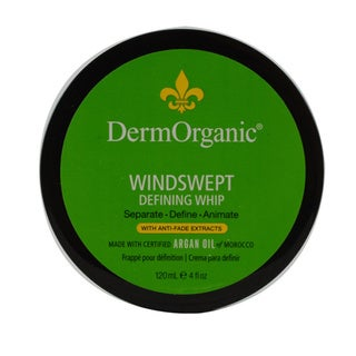 DermOrganics Windswept Defining Whip 4-ounce Hair Gel