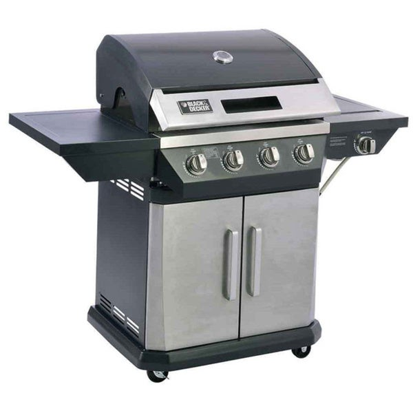 Black & Decker 4500 Series 4-burner Gas Grill