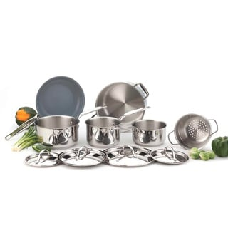 Paderno Canadian 10-piece Cookware Set