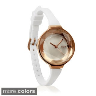 RumbaTime Women's 'Orchard Gem Mini' Steel Watch