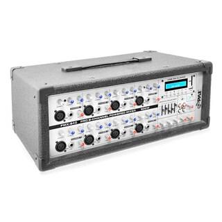 PylePro 8-channel 800-watt Bluetooth Mixer