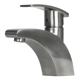 BOANN 'Eva' 6.3-Inch T304 Stainless Steel Bathroom Faucet