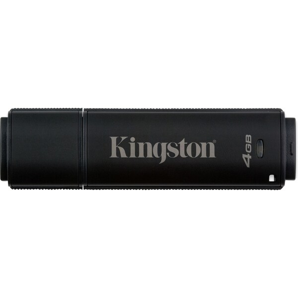 Kingston 4GB DT4000 256bit AES Encryption FIPS 140-2 (Management Read