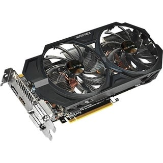 Gigabyte Ultra Durable VGA GV-N760WF2OC-2GD GeForce GTX 760 Graphic C