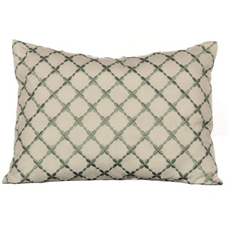 Laura Ashley 'Melinda' Embroidered Breakfast Pillow