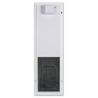 PlexiDor Electronic Pet Door Large Door Mount