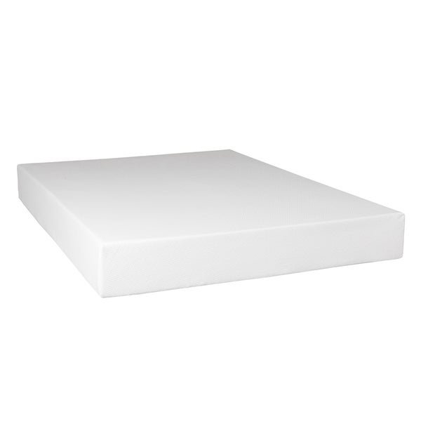 Select Luxury RV Medium Firm 10-inch Full-size Gel Memory Foam Mattress
