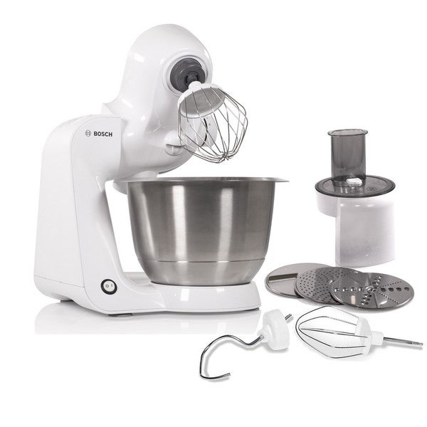 Bosch Styline Stand Mixer and Continuous Shredder