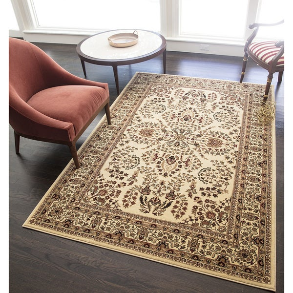 Empire 1522 Area Rug (9'10 x 13'2) - 9'10 x 13'2 12817313
