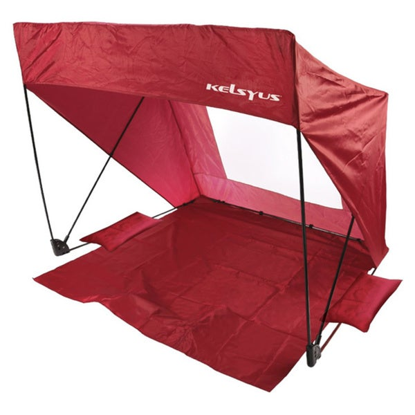 Sportbana Red Crimson Sun Shelter
