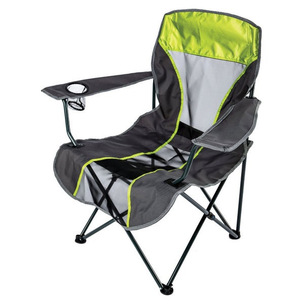 Kelsyus Lime Green Backpack Quad Chair
