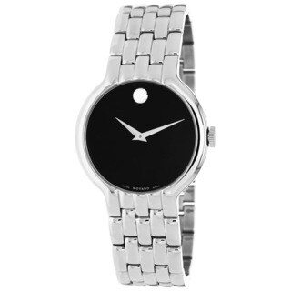 Movado Men's 606337 Classic Stainless Steel Watch
