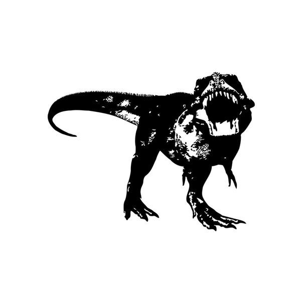 Dinosaur Rex Vinyl Wall Art
