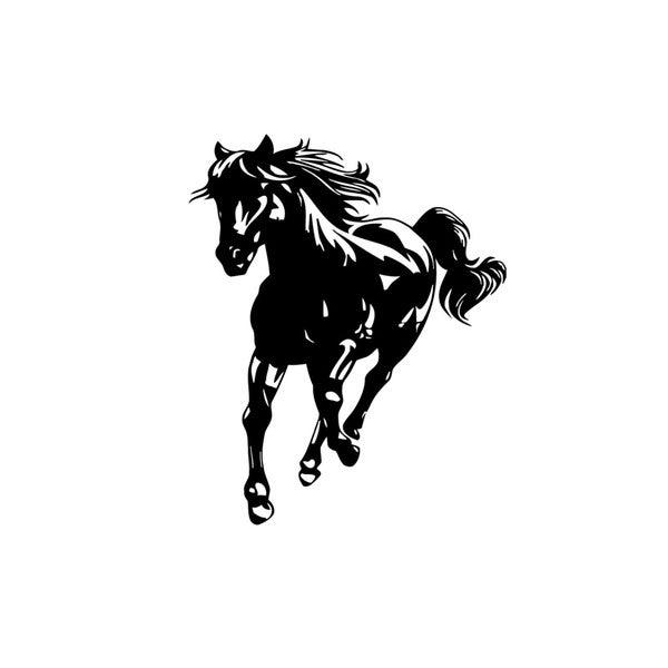 Horse Animal Vinyl Wall Art