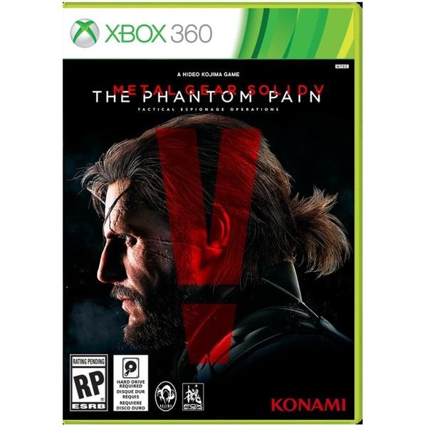 Xbox 360 - Metal Gear Solid V: Phantom Pain 12817781