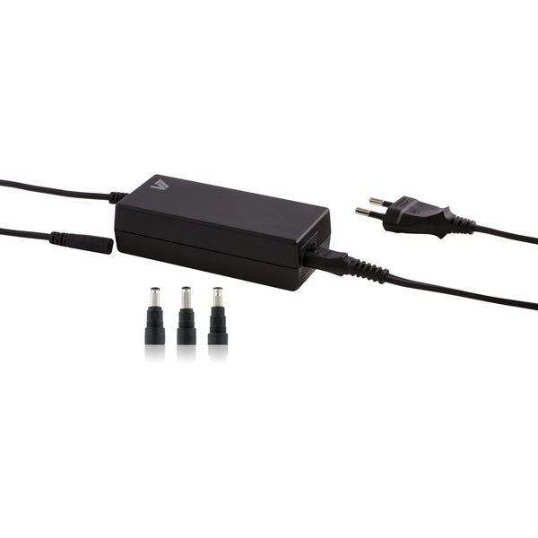 V7 Universal 90W AC Power Adapter for Acer, Asus, Toshiba and Samsung