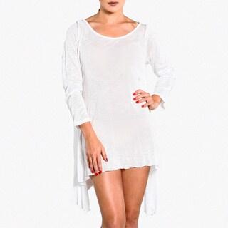 Jordan Taylor Women's White Tulum Tunic