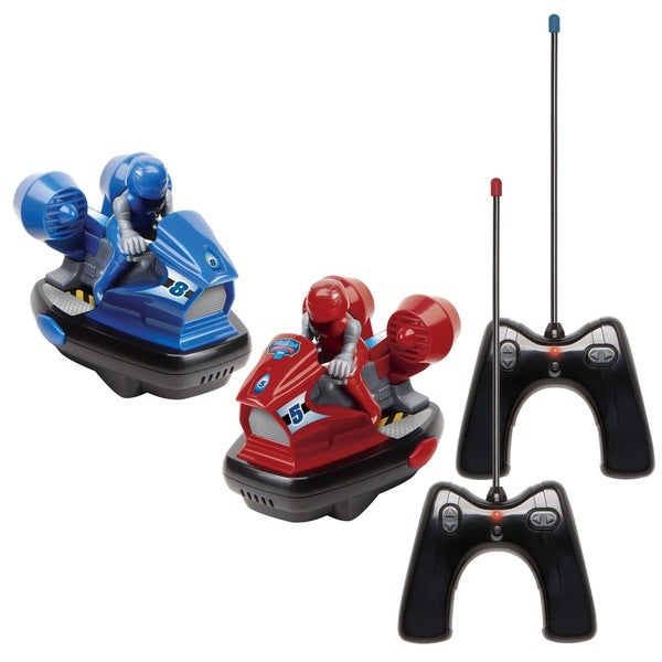 Black Series Remote Control Bumper Cars