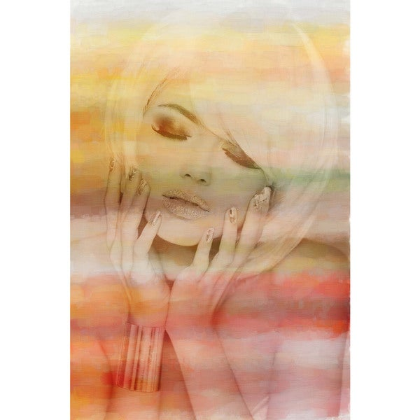 Marmont Hill Art Collective 'Despair' Canvas Art