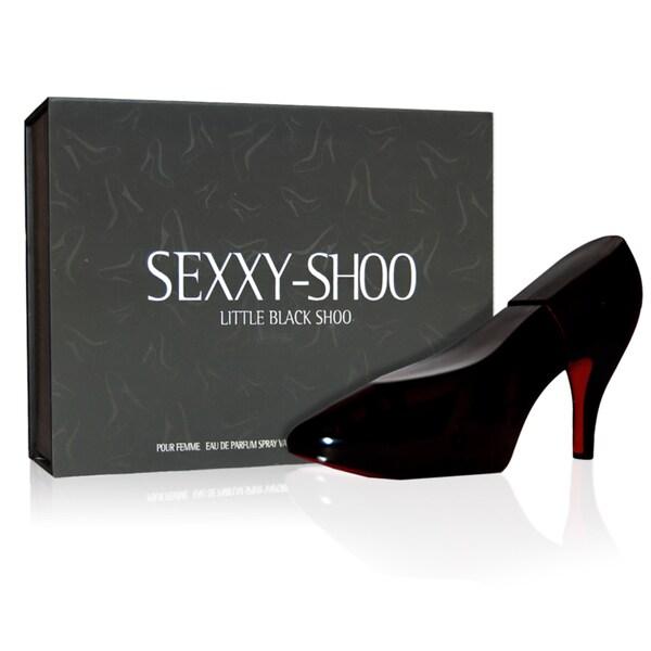 Sexxy Shoo Black Women's 1-ounce Eau de Parfum Spray