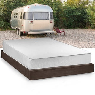 Select Luxury RV Medium Firm 10-inch Queen-size Gel Memory Foam Mattress
