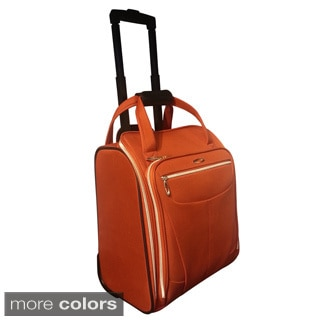 Kemyer 15-inch Rolling Carry-on Tote