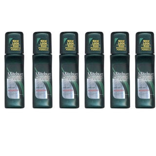 Mitchum Roll-On Scented Antiperspirant Deodorant (Pack of 6)