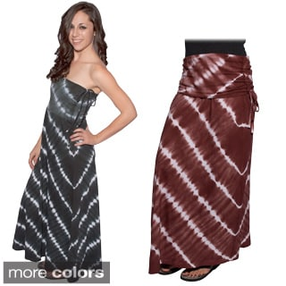 Women's Cotton Boho Skirt/Dress (Nepal)