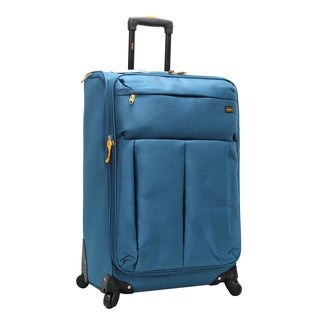 Lucas Spur 27-inch Expandable Spinner Upright Suitcase