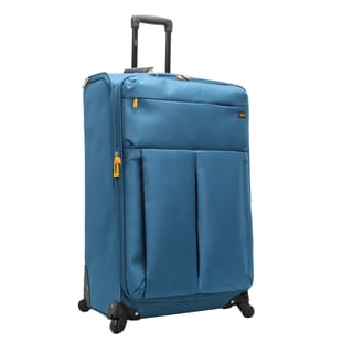 Lucas Spur 31-inch Expandable Spinner Upright Suitcase