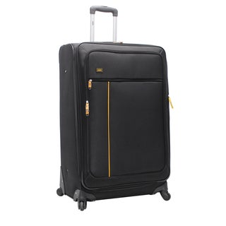 Lucas Chic 31-inch Expandable Spinner Upright Suitcase