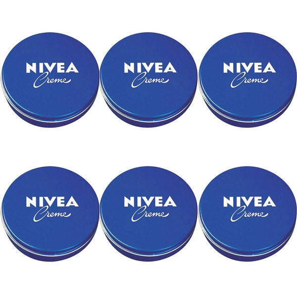 Nivea 8.5-ounce Creme (Pack of 6)