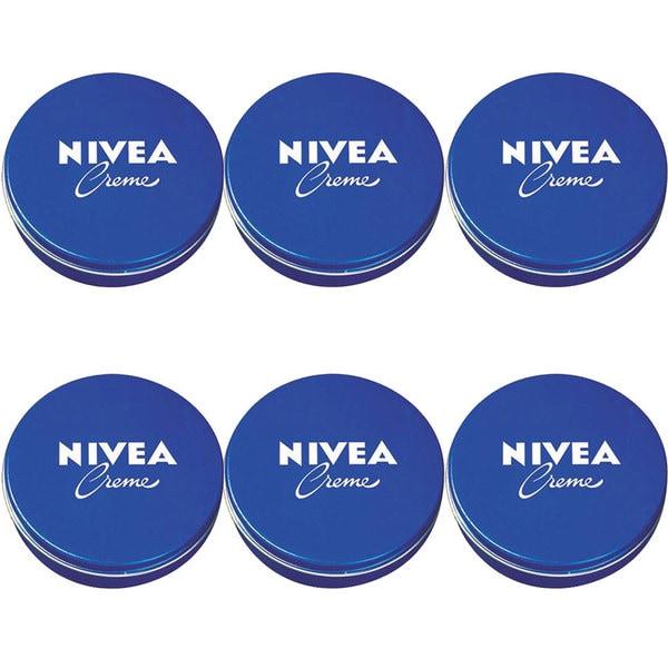 Nivea 8.5-ounce Creme (Pack of 6)
