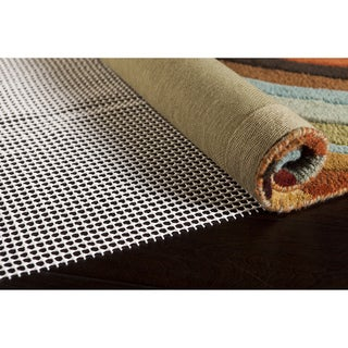 Ultra Lock Grip Reversible Hard Surface Non-Slip Rug Pad-(9'x12')