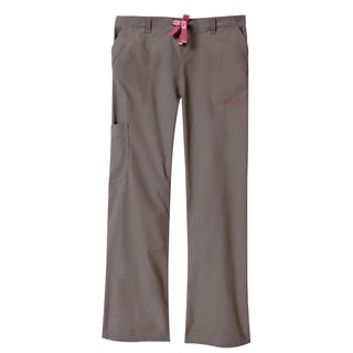 IguanaMed Women's City Slate Legend Cargo Scrubs Pant