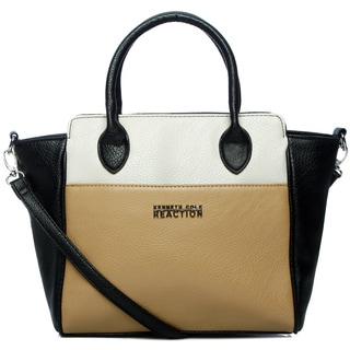 Kenneth Cole Daily Color Block Satchel