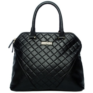 Kenneth Cole Reaction Uptown Quilted Dome Satchel
