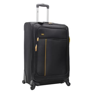 Lucas Chic 27-inch Expandable Spinner Upright Suitcase