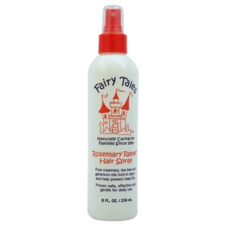 Fairy Tales Rosemary Repel Spray and Shield 8-ounce Hairspray