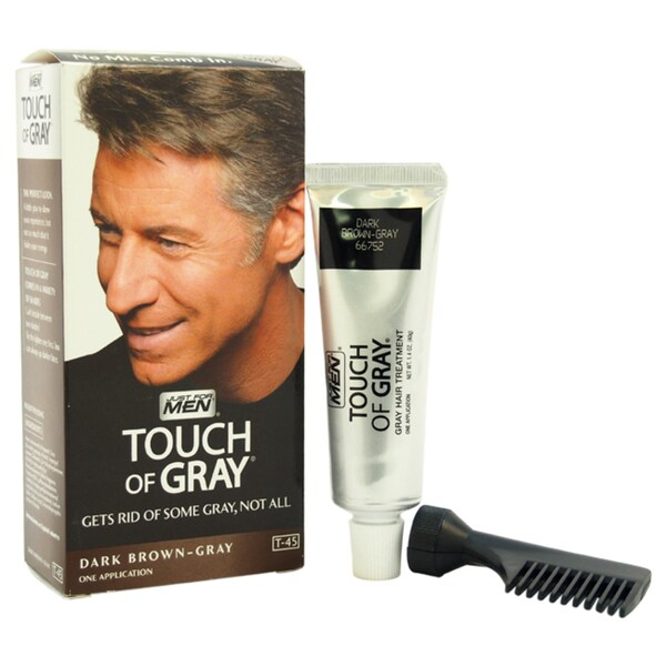 Just for Men Touch of Gray Brown-Gray Hair Color (1 Application)