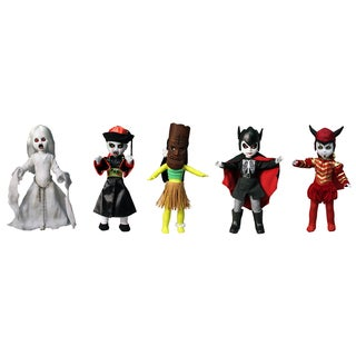 Mezco Toys Living Dead Dolls Series 27 Complete Set