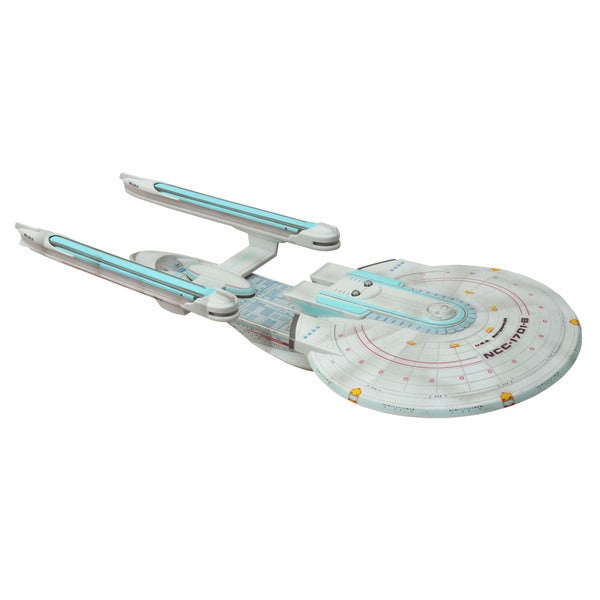 Star Trek Battle Damaged Enterprise B Ship