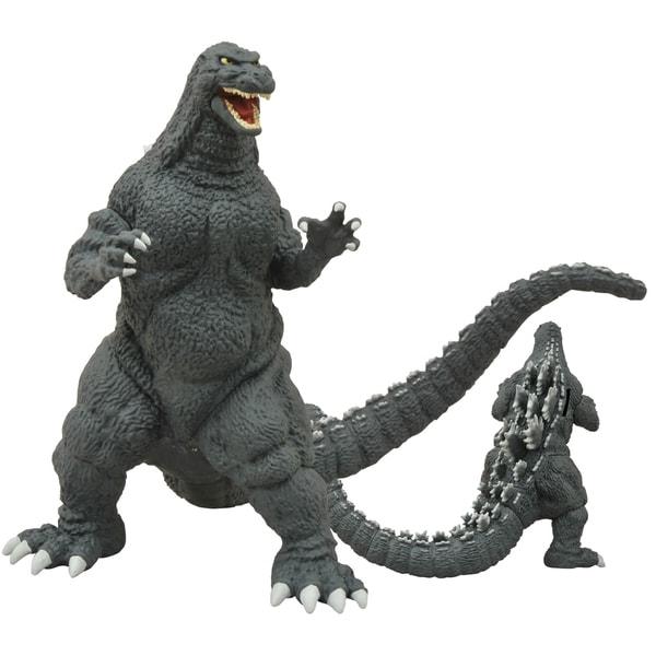 Godzilla 1989 Vinyl Figural Bank 12820322