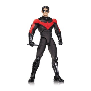 DC Comics Designer Series 1 Greg Capullo Nightwing Action Figure