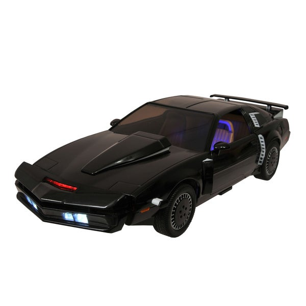 Knight Rider 1/15 Scale Super Pursuit Mode Kitt