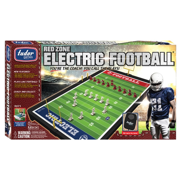 Tudor Games Red Zone Electric Football Game 12820344